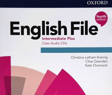 English File 4th Edition Intermediate Plus Class Audio CDs