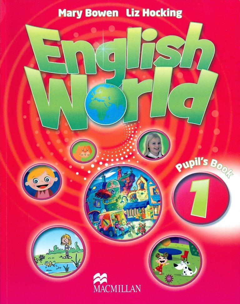 Level 1.English World.Pupil's Book