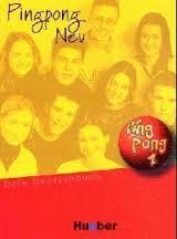Pingpong Neu 1. Lehrbuch