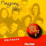 Pingpong Neu 1. 2 Audio-CDs zum Lehrbuch