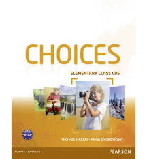 Choices Elementary Workbook w/ Audio CD