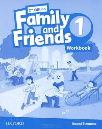 Family & Friends 1.Workbook Second edition