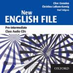 New English File Pre-intermediate.Class Audio CDs (3)