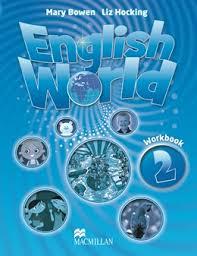 Level 2. English World. Working Workbook UA