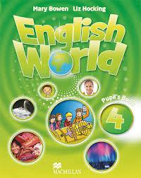 Level 4. English World. Pupil's Book