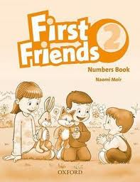 First Friends 2  Number's Book