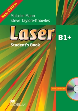 Laser (3rd Edition) B1+ Student's Book & CD-ROM Pack+ MPO