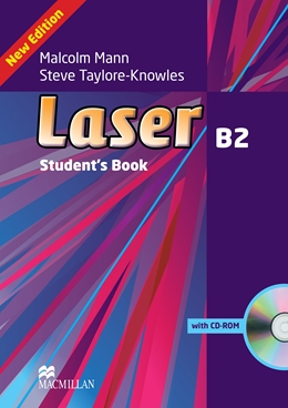 Laser B2 Student's Book and CD-ROM Pack + MPO