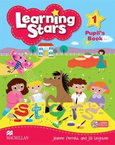 Learning Stars Level 1 Pupil's Book Pack