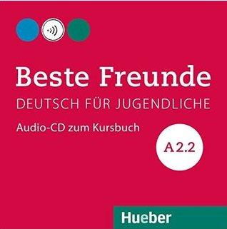 Beste Freunde A2/2, CD zum KB (шт)
